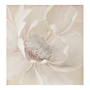 Large Graceful Magnolia Canvas Art Print