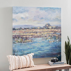 Swampland Canvas Art Print