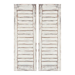 Shutter Canvas Art Prints, Set of 2