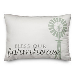 Bless Our Farmhouse Pillow