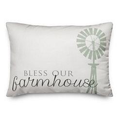 Bless Our Farmhouse Pillow