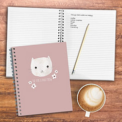 The Time is Meow Wired Journal