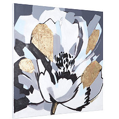 Steel Spring Hand Painted Canvas Art Print