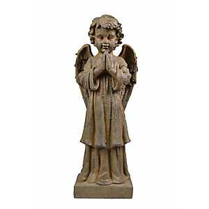 Pious Angel Statue