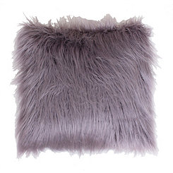 Nirvana Mongolian Fur Oversized Pillow