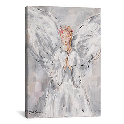 Heavenly Angel Canvas Art Print