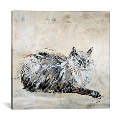 Toulouse Canvas Art Print