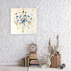 Natural Chandelier Canvas Art Print