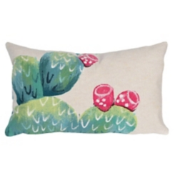 Desert Bloom Accent Pillow