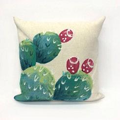 Desert Bloom Pillow