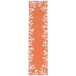Orange Livia Ocean Reef Outdoor Runner