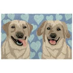 Dog Love Outdoor Mat
