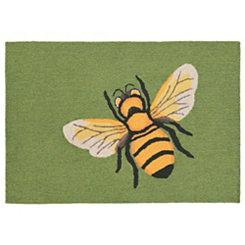 Honey Bug Outdoor Mat