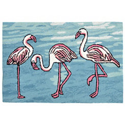 Tropical Wader Outdoor Mat
