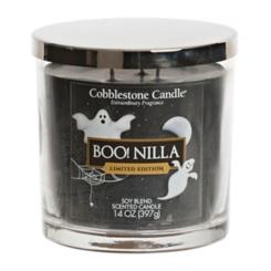 Halloween Boonilla Jar Candle