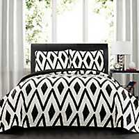 Tanna Diamond 3-pc. King Quilt Set