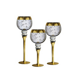 Bentley Silver and Gold Hurricanes, Set of 3