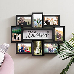 Blessed 8-Opening Collage Frame