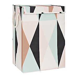 Geometric Rectangle Hamper