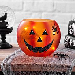 Halloween Pre-Lit Jack O' Lantern
