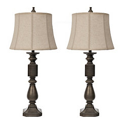 Caden Bossier Table Lamps, Set of 2