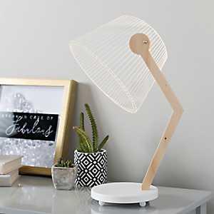 White LED USB Table Lamp
