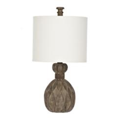 Seine Gray Table Lamp