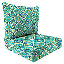 Adonis Capri 2-pc. Outdoor Chair Cushion Set