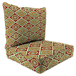 Adonis Jewel 2-pc. Outdoor Chair Cushion Set