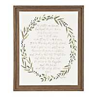 The Lord's Prayer Framed Art Print