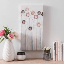 Bless this House Choir Canvas Art Print