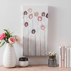 Bless this House Choir Canvas Art Print
