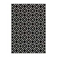Luna Lattice Area Rug, 5x7