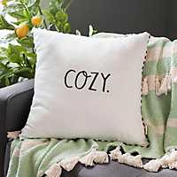 Rae Dunn Cozy Pillow