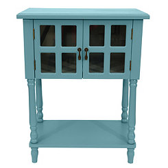 Naomi Robin's Egg Blue Accent Table