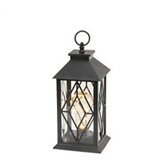 Black Diamond LED Lantern, 11 in.