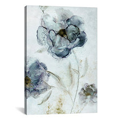 Morning Peony Canvas Art Print