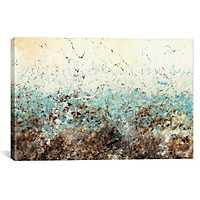 Abstract Cadence Canvas Art Print