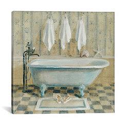 Victorian Bath IV Canvas Art Print