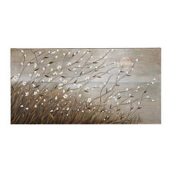 Pussy Willow Canvas Art Print