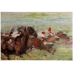 Churchill Downs Canvas Art Print