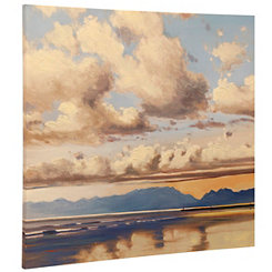 Cloud Roll Canvas Art Print