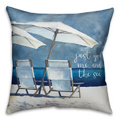You, Me, and the Sea Pillow