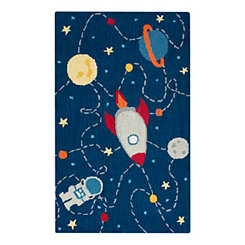 Outer Space Accent Rug