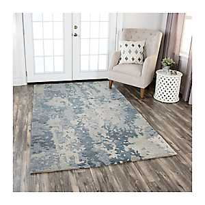 Gray Knox Area Rug, 5x8