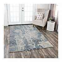 Gray Knox Area Rug, 8x10