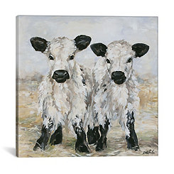 Freckles and Speckles Canvas Art Print