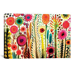 Printemps Canvas Art Print