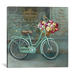 Joy of Paris I Canvas Art Print