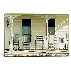 Chair Family Canvas Art Print